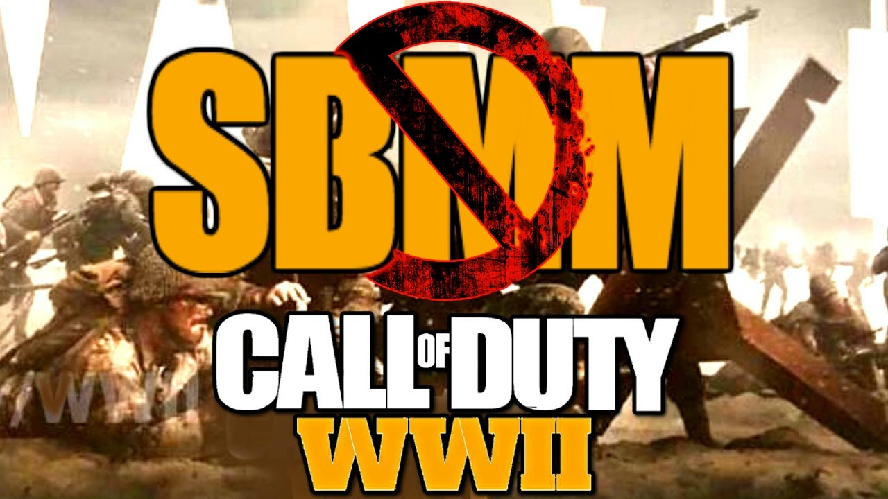 Is there skill based matchmaking in call of duty ww2