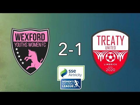 WNL GOALS GW12: Wexford Youths 2-1 Treaty United