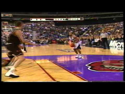 Damon Stoudamire breaking Ron Harper SICK!!!