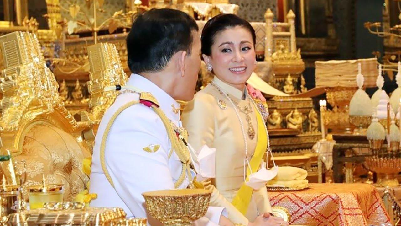 พระราชินีแย้มพระสรวล ให้พระเจ้าอยู่หัว เสด็จพร้อมองค์ภา-เจ้าคุณพระ วันคล้ายวันสวรรคต ร.9- 13/10/2021