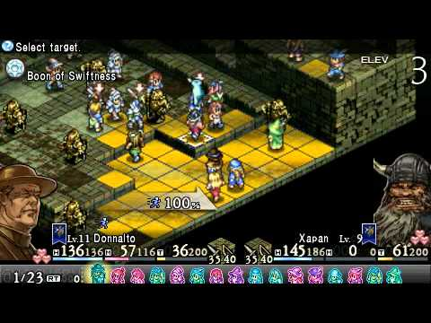 Tactics Ogre: LUCT (PSP) - GyoruSPY Chapter 1 Part 2