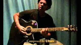 keno bujhina unplugged by utsav mp4mp4