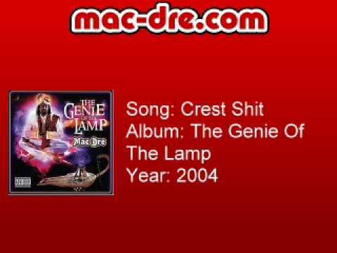 Mac Dre - Crest Shit