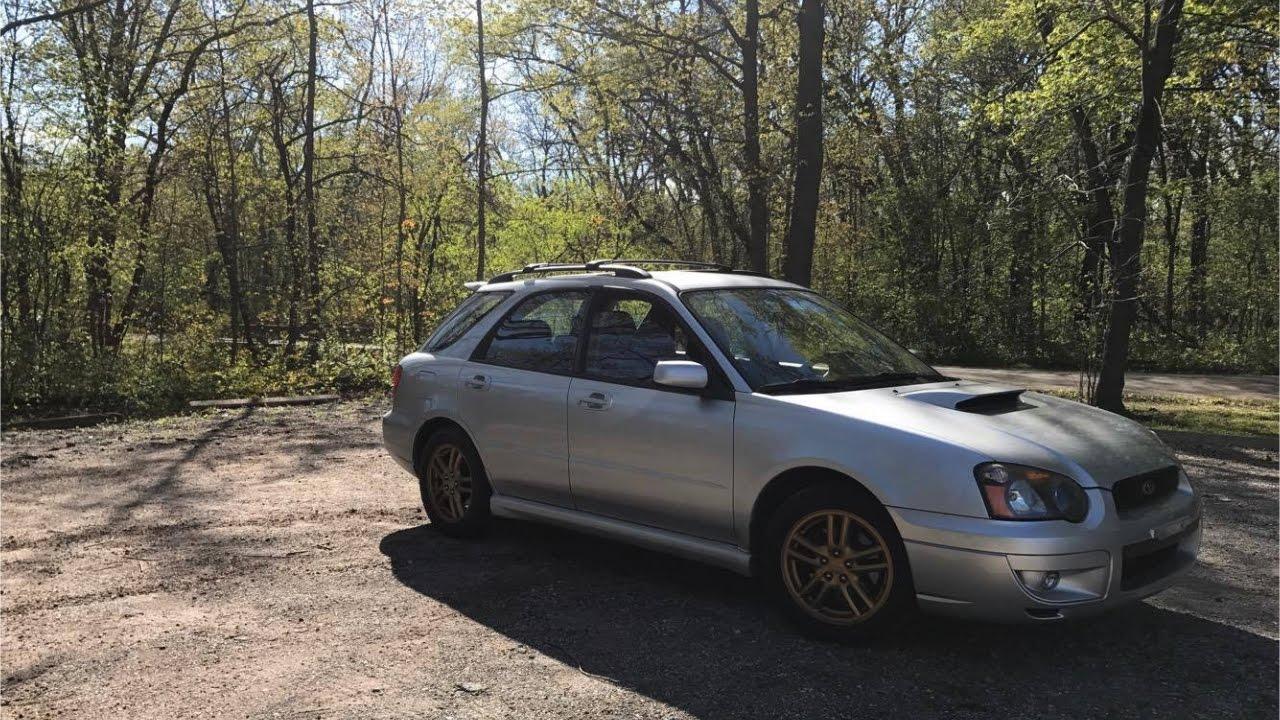 2005 subaru impreza wrx wagon review