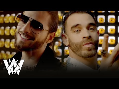 Bella Remix, Wolfine y Maluma - Video Oficial