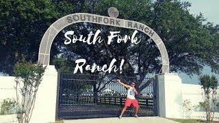 DALLAS THE TV SERIES | A TOUR OF SOUTH FORK RANCH | WHERE IT ALL BEGAN !