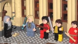Lego Harry Potter in 99 Seconds!...