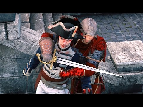 Assassin's Creed Unity Medieval Armor & Savage Rampage