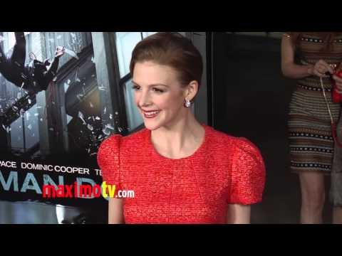 "Ashley Bell ""Dead Man Down"" Premiere Red Carpet ARRIVALS"