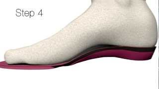 Superfeet Insoles - Selecting the correct size