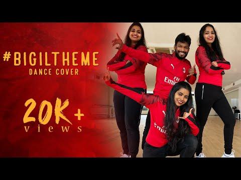 Bigil Theme - Dance Cover   Thalapathy Vijay   A.R Rahman   Atlee   Sathish Choreography