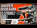 Destiny 2: Sniper Sidearm playstyle Tips ( Ft: The ArbaArm loadout)
