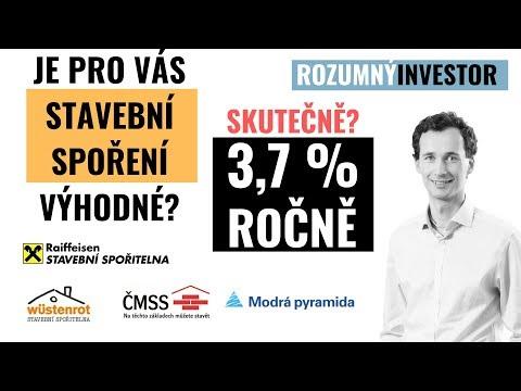 Stavební spoření: Srovnání | Dosáhnete na 3,7 % ročně? | Spoření na důchod