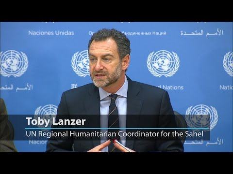 UN relief official: International efforts underway to aid the 7 million vulnerable in the Sahel