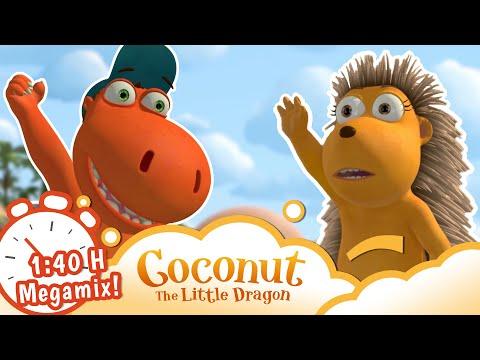 Panini Autocollant 25-le petit Dragon Noix de Coco