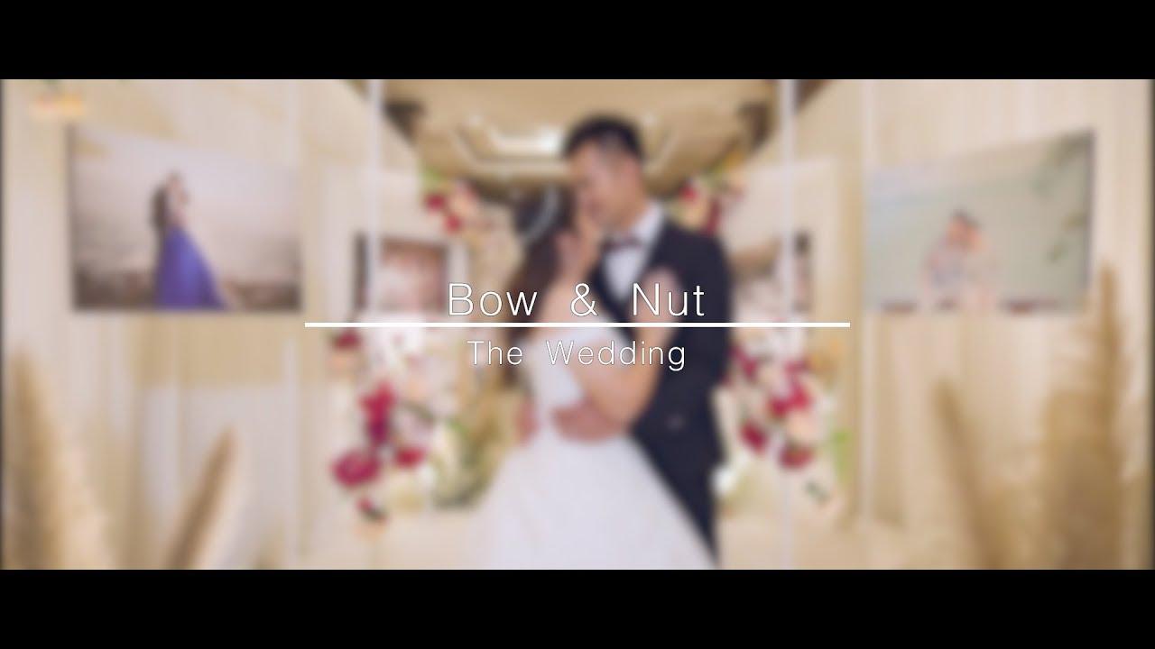 Bow & Nut The Wedding