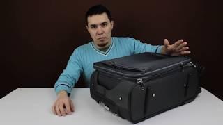 """Дорожный чемодан. Обзор. Команда """"Первый Украинский"""""""
