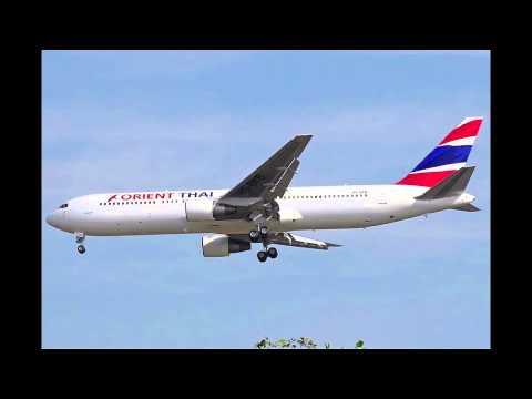 オリエント・タイ航空の使用機材【2014年1月現在】 Orient Thai Airlines