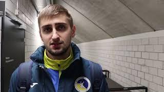 Олексадр Тільте забив 8 голів у матчі Нідерланди Україна 30 27 на турнірі Yellow cup 2020