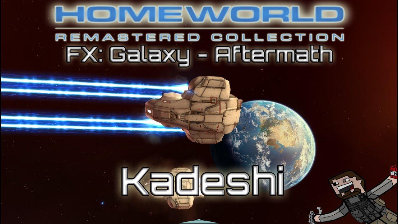homeworld emergence crash
