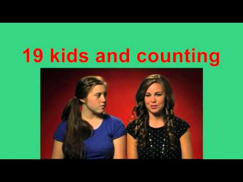 19 Kids and Counting S09E01 Duggars and Mothers BGIRL
