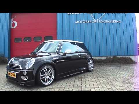 Mini R53 With Air Suspension - At Beek Auto Racing
