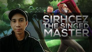 SirhcEz Singed Montage - The Singed Master (League of Legends Montage)