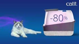 Поглотитель запахов для кошачьего туалета Hagen Magic blue