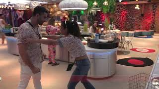 While Aly Goni and Jasmin Bhasin spend some quality time goofing around, Abhinav  pesters Rubina