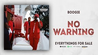 Boogie - No Warnings (Everythings For Sale)