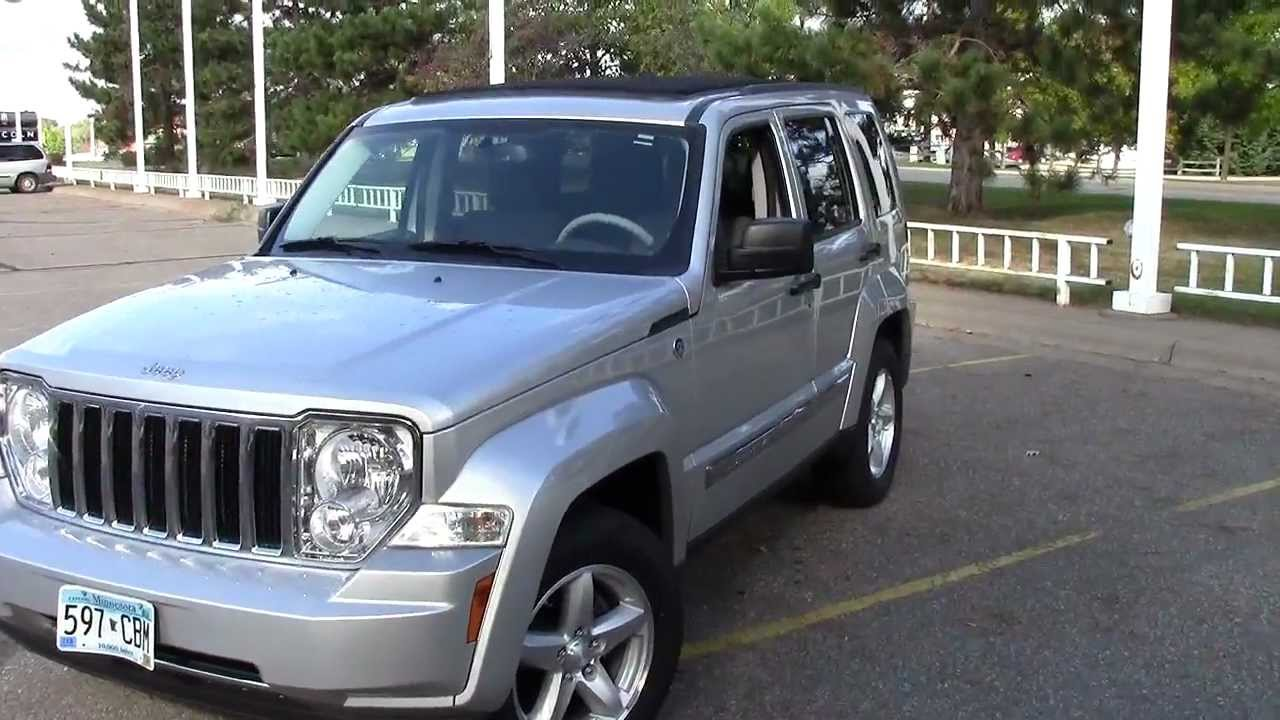 Attractive 2008 Jeep Liberty Limited