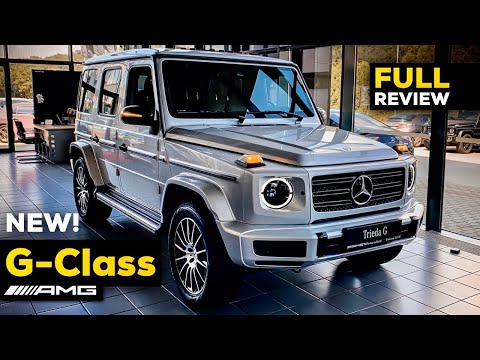 2020 MERCEDES G Class NEW FULL Review G350d AMG G Wagon Geländewagen Exterior Interior