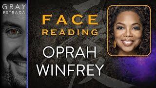 FACE READING: Oprah Winfrey