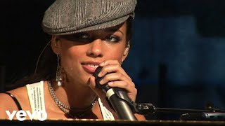 Alicia Keys - Unbreakable (Live)