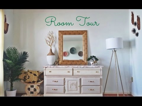 Room Tour   Bedroom & Decor ideas for your space