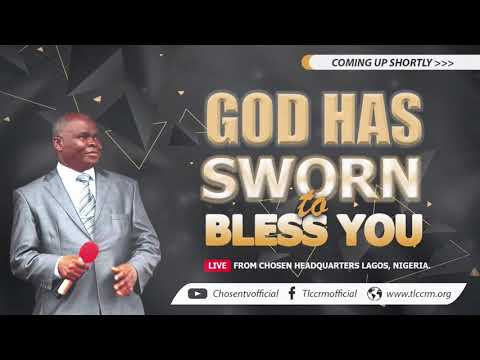 Download GOD HAS SWORN TO BLESS YOU 2021. DAY 2 || 01-08-2021.