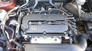 Двигатель Kia для Spectra 2001-2011