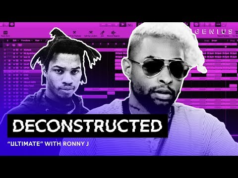 "The Making Of Denzel Curry's ""Ultimate"" With Ronny J 