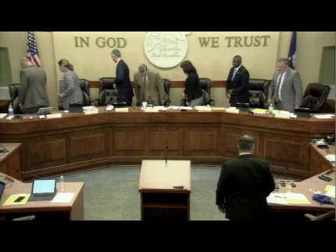 York County Council Meeting 4 17 2017
