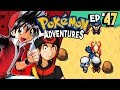 Pokemon Adventures Red Chapter Part 47 RUBY MEMORY SPHERE Rom hack Gameplay Walkthrough