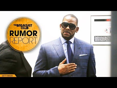 R. Kelly Antes Up On Child Support Back Payments