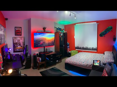 17 YEAR OLD BOY ROOM TOUR 2019!