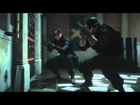 Rainbow Six Siege: Terrorist Hunt - E3 2015 (PS4, englisch)