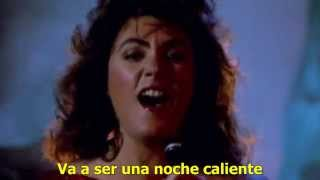 Laura Branigan - Hot Night - Ghostbusters Versión  (Subtitulado)
