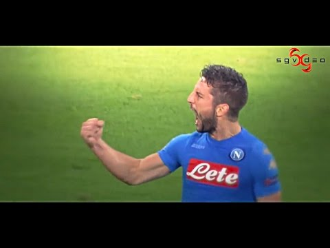 Dries Mertens⚽️ Falso Nueve | SSC Napoli - Goals & Skills 2016/17 HD (Made By SGVideo)