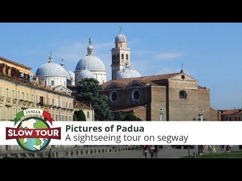 Padua: sightseeing tour on Segway | Italia Slow Tour