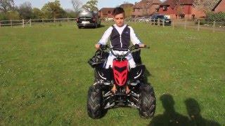 Quadbike Madness!!!
