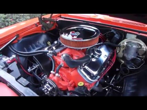 How To Install Electric Fans On 69 Camaro Ss 396 4 Core