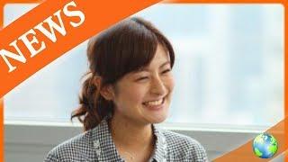 Japan News: 大好きなアナウンサーの1人でもある日テレのアナウンサー・...