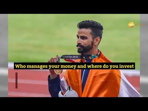 Money tips from Asian Games gold medallist, Arpinder Singh